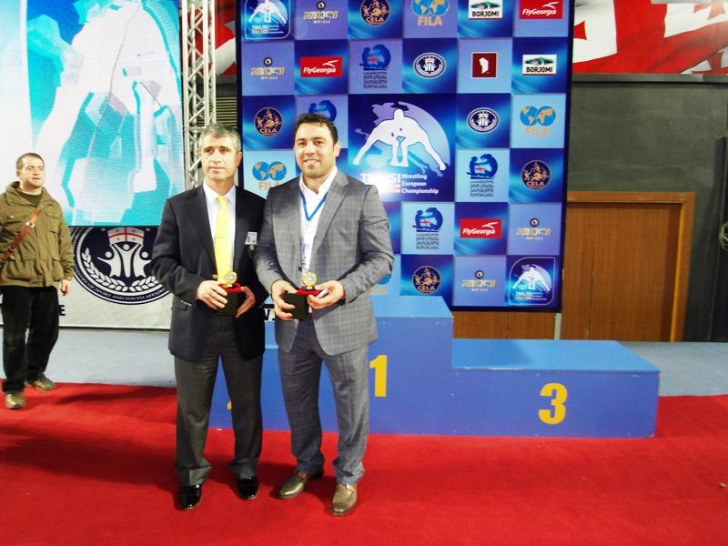 Türk güreş hakemi İbrahim Cicioğlu, Uluslararası Güreş Federasyonları Birliği (FILA) Hakem Hocası ve Hakem Kurulu üyeliğine seçildi..