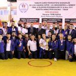 GREKOROMEN GÜREŞÇİLERİMİZ, İRAN'DA SAHNE ALACAK