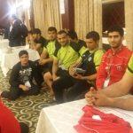 Şiraz/Dünya kupası ilk rakip AZE…