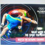 Olimpik kanal izleyelim ..