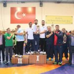 Serbestte 1. lig şampiyonu Kocaeli oldu..