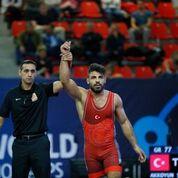 Serkan AKKOYUN U23 Dünya Şampiyonasında 3.oldu