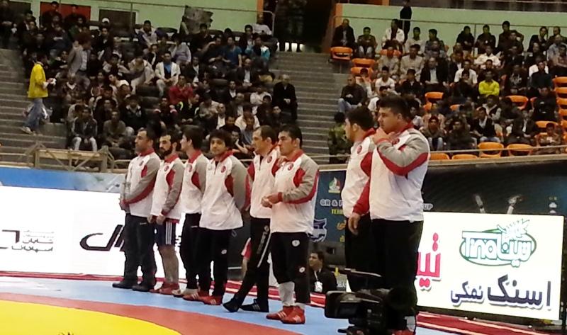 Genel sonuç Türkiye 6-Ermenistan ise 1 Türkiye Dünya üçüncüsü oldu