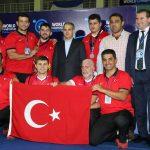2015 Gr Dünya Kupası ve U23