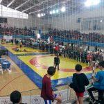 11-12 yas Greko-Romen Türkiye şampiyonası KAYSERI 71 ilden1250 sporcunun katılımıyla dewam ediyor .