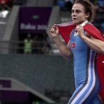 Funda ve Ayşegül bronz madalya kazandı