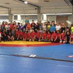 Bayan Güreş Milli Takımı İspanya..
