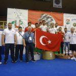 12.Dünya Şampiyonasında ; Kadrolar.