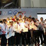14/15 Yaş Grekoda Türkiye Balkan Şampiyonu..