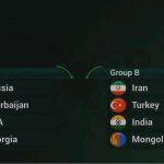 16/17 Şubat Dünya kupası İran'da