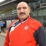 Şaban Donat..Azerbaycan güreş milli takımın başında..