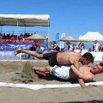 Dalyanda Dünya Plaj güreşi başladı