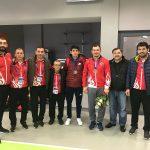 Burhan Akbudak Dünya Şampiyonu