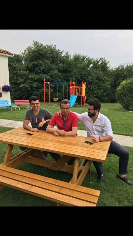 Sarıyer GHISMüdürü Namık ŞİŞMAN kalp ameliyatı oldu..