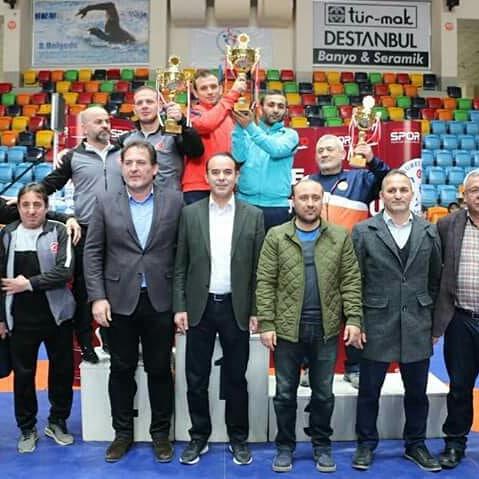 Konyada Samsun ilk adım Amasyada ise Bursa B. Belediye Şampiyon oldu.