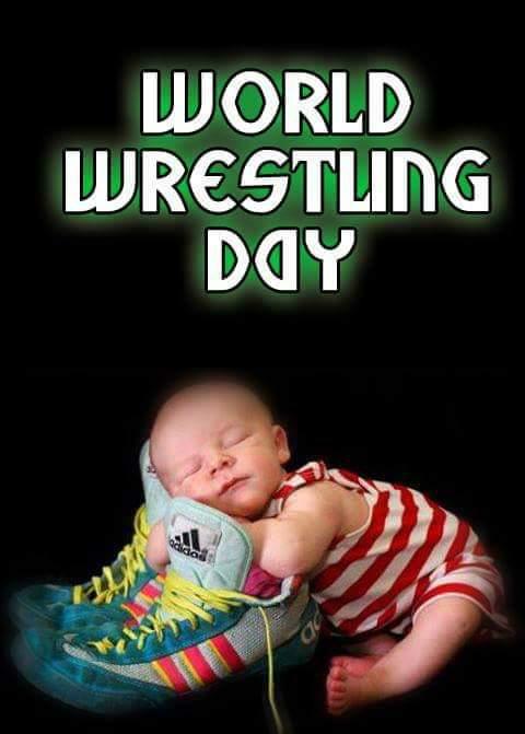 23 Mayıs Dünya Güreş Günü