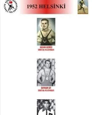 Güreşiyorum Olimpiyatlar. 4.Bölüm 1952 Helsinki